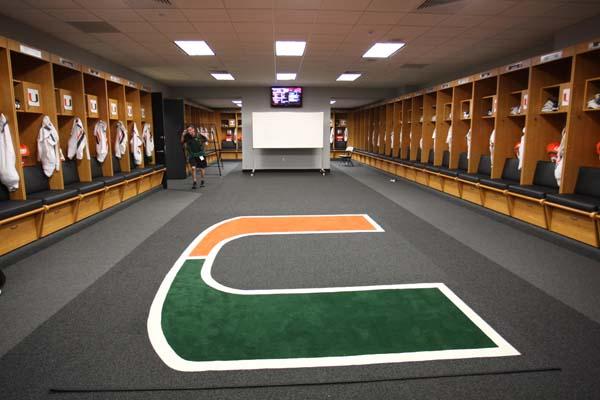Miami Hurricanes Stadium University of Miami Hurricanes